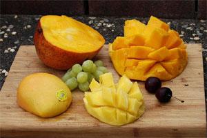 Diverses mangues