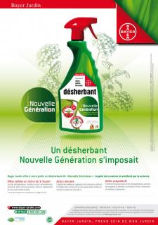 Greenwashing quand la publicit se fait verte - Desherbant total naturel ...