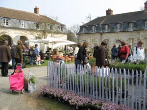 Fête des Plantes printemps 2011 - Saint-Jean de Beauregard