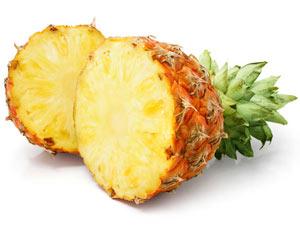 Ananas tranché