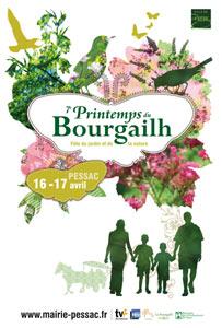 Printemps du Bourgailh - avril 2011