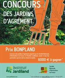 Prix Bonpland 2012
