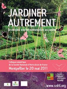 Colloque Jardiner autrement à Montpellier, le 20 mai 2011