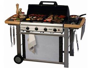 Choisir un barbecue pour le jardin