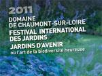 Festival International des Jardins de Chaumont-sur-Loire : édition 2011