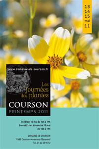 Journées des Plantes du printemps 2011 à Courson, les 13, 14 et 15 mai