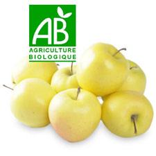 Pommes Agriculture Biologique importées