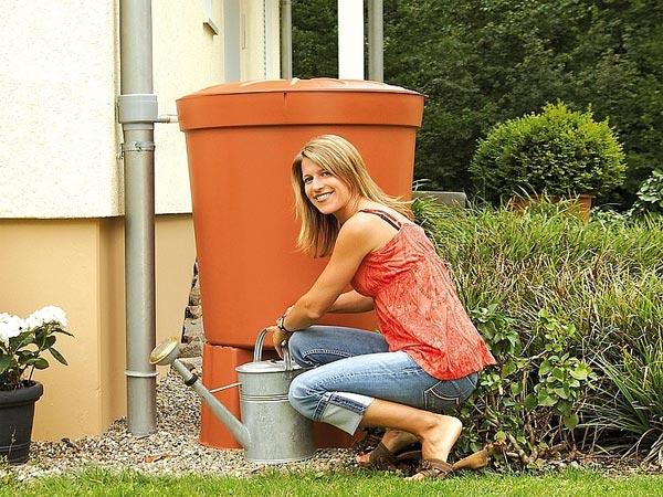 R cup rer l 39 eau de pluie for Jardinerie par correspondance