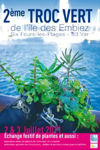 troc vert 224 l ile des embiez les 2 et 3 juillet 2011