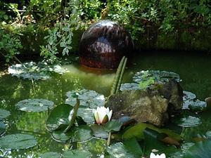 Entretien d'un bassin de jardin