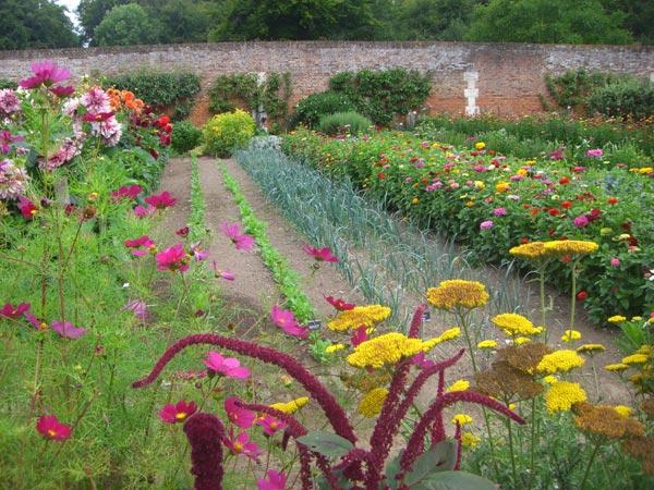 Un potager aussi beau que bon - Jardin paysager ...