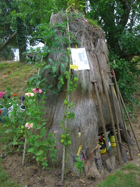 Passez au potager paysager for Amenagement jardin potager