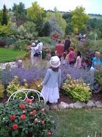 Fête des Plantes au Jardin de Marie - Neuilly en Sancerre - Septembre 2011