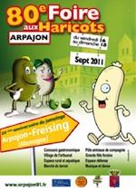 Foire aux haricots - Arpajon - Septembre 2011