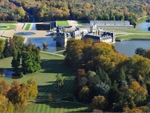 300.000 bulbes à planter au Domaine de Chantilly