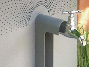 Laorus : des fontaines chics et pratiques