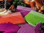 BO&BIO : des nappes et serviettes jetables... compostables !