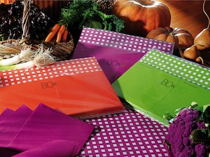 BO&BIO : nappes et serviettes jetables compostables