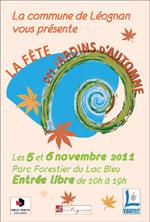 Fête des Jardins d'Automne - Léognan - Novembre 2011
