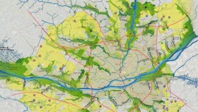 Trame Verte et Bleue à Nantes