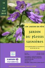 Un Jardin en Fête au Jardin du Plessis Sasnières - SASNIERES - Mai 2012