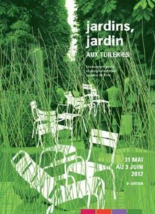 Concours de l'innovation JARDINS JARDIN aux Tuileries 2012 : archi - design - paysage