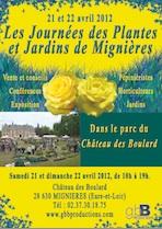 Journées des Plantes et Jardins - Mignières - Avril 2012