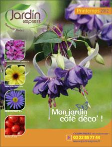 JardinExpress : catalogue printemps 2012