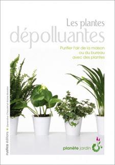 Les plantes dépolluantes : couverture