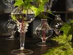 Nouvelle collection d'objets déco chez le fleuriste Stéphane Chapelle