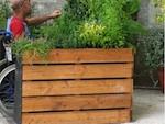Terraform : jardiner en fauteuil roulant, c'est possible