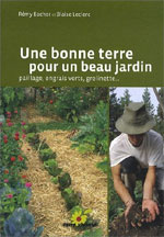 Une bonne terre pour un beau jardin : couverture