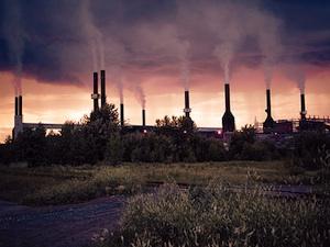 Fumées industrielles au Québec