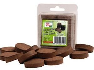 Pastilles de fibre de coco