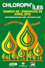 Chloroph'îles, la passion des plantes - Saint-Sébastien-sur-Loire - Avril 2012