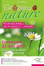 Grezieu Nature expo-vente de plantes  - Grezieu la Varenne - Avril 2012