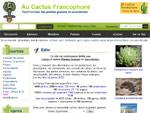 Au Cactus Francophone