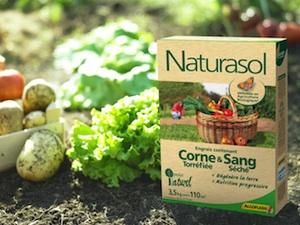 Engrais Corne et Sang Naturasol