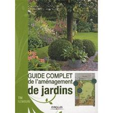 Guide complet de l'aménagement de jardins : couverture