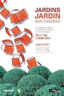 Jardins, Jardin 2012 : les temps forts