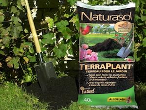 Terreau TerraPlant Naturasol