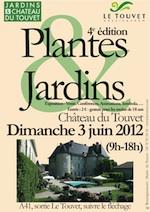 PLANTES & JARDINS au Château du Touvet - Le Touvet - Juin 2012