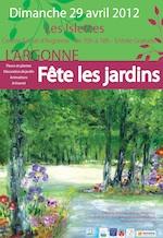 l'Argonne fête les jardins - Les Islettes - Avril 2012