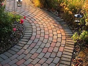 La brique au jardin for Brique pour bordure de jardin