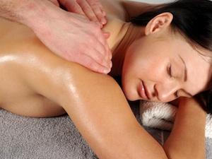 Les huiles de massage naturelles