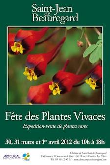 Fête des Plantes Vivaces 2012 de Saint-Jean de Beauregard