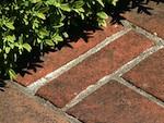 Utilisation de la brique au jardin