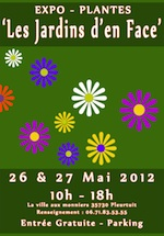 Expo-jardin pepiniere Les Jardins D'en Face - Pleurtuit - Mai 2012