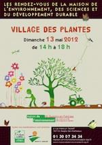 Village des plantes - Magny les Hameaux - Mai 2012