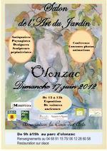 Salon de l'art du jardin - Olonzac - Juin 2012